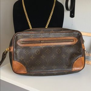 Louis Vuitton wristlet or clutch